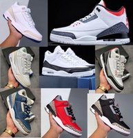 2020 Latest 40- 47 Highest quality leather Jumpman 3 designer...