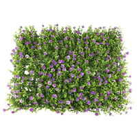 60x40cm Artificial Meadow Artificial Grass Wall Panel for We...