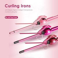 Heated Styling Hair Hair Curling Curling Iron Rollers Curler...