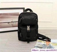 Nouveau style rétro de style de style de luxe de style de luxe de luxe sac à bandoulière en cuir de la designer de la plus haute qualité sac à dos 2v2013 taille 30cm 20cm 10cm