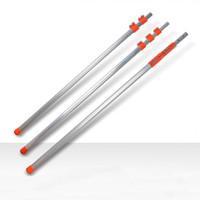 Pince en alliage d'aluminium multifonctions KRAFLO Pince haute altitude Pôle d'altitude pour cisailles télescopiques de 5 mètres de hauteur 5 mètres