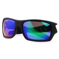 زوج واحد مع القضية! 8 ألوان epacket التسليم الرجعية النظارات الشمسية الأزياء التوربينات النظارات الشمسية الرياضة في الهواء الطلق مكبرة العديد من الألوان.