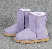 حار بيع الجديد لريال مدريد أستراليا 528 عالية الجودة طفل بنين الفتيات طفل أطفال الحارة حذاء الثلوج في سن المراهقة الطلاب الثلوج في فصل الشتاء الأحذية DORP الشحن