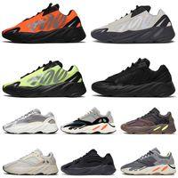 yeezy boost 700 v3 yezzy v2 380 kanye west wave runner scarpe da corsa magnete Vanta analogico per uomo donna statico malva solido di lusso scarpe di design taglia