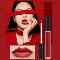 Lameila Lip Gloss Velvet longa duração que não marca Hidratante Batom Lip Glaze Waterproof Lip Gloss TSLM1