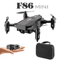 F86 RC بدون طيار البسيطة الجاذبية التعريفي التحكم عن طائرات الهليكوبتر 500 واط كاميرا المهنية التصوير الجوي للطي كوادكوبتر