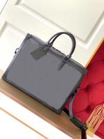 Pasta para Homens Novo Designer Moda de Alta Qualidade Business Boat Bag Grande Capacidade Ombro Cross Body Messenger Bags