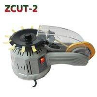 ZCUT-2 شريط آلة الحز عرض 3mm الى 25mm الكهربائية ختم باكر الشريط الصيدلي آلة لاصق كتر بالجملة