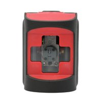 Metal Detectores Mini Laser Nível Vermelho / Azul / Verde 2 Linha Transversal 1 Ponto Ao Ar Livre Forte alta Precisão Micro Infravermelho Drop HR
