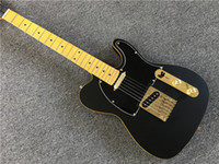 Top quality gytl- 2032 black matte with gold hardware fretboa...