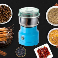Ferramentas de alimento elétrico Chopper Processor Mixer Blender pimenta tempero de alho do moedor de café Extreme Speed Moagem de cozinha