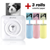 Portable Thermal Bluetooth Printer Mini Photo Pictures Print...