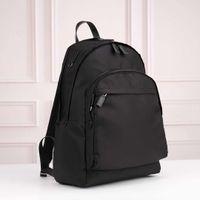 Toptan klasik su geçirmez naylon büyük kapasiteli sırt çantası Oxford moda Retro erkek dizüstü sırt çantası moda ince seyahat çantası spor montaj