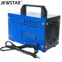 220v Generador de ozono 40g 28g / 10g portátil purificador de aire O3 Ozonador Hogar más limpio Desinfección ozonizador Quitar formaldehído