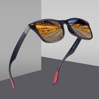 Sunglasses VIANOSI Fashion Polarized Men Brand Design Women Driving Square Frame Sun Glasses Male UV400 Gafas De Sol SU001