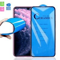 Ceramics Screen Protector Soft Film 9H Full Cover for iPhone...