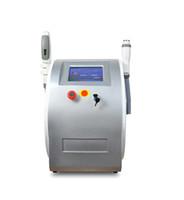 Fabbrica del nuovo di disegno Ipl Super Depilazione professionale 2 in 1 Opt Shr RF Laser Hair Removal Machine For Sale