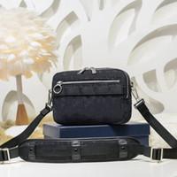 Donne da uomo Borse nuove borse di moda borse di alta qualità Posta messaggio Borse regolabili Singola tracolla Borsa da uomo Borse a croce