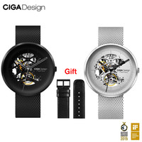 CIGA Design Ciga Watch Mechanical Watch My Series Automatic Mecholly Medical Watch Men's Fasion Fasion Wa-Tch من Xiaomiyoupin