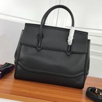 حقائب اليد محفظة جلد طبيعي أكياس سعة كبيرة حزمة أزياء رئيس قسم دوميسا المرقعة اللون عالية الجودة اثنين الكتف الأشرطة
