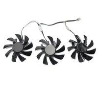 Fanlar Soğutma T129215SU R9-Fury GPU Soğutucu, Ventilador De Vídeo Para Odeon Safir R9 Fury 4GB HBM Tri-x OC