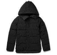 2020 고전 최고 브랜드의 새로운 도착 캐나다 남성 다운 파카 겨울 자켓 북극 파카 네이비 블랙 야외 코트 후드 Hiver Manteau Doudoune