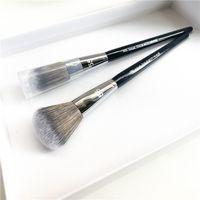 Pro Airbrush # 55 Основная щетка для макияжа именно порошка / Бронзер-фон для развертки косметики