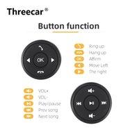 유니버설 자동차 스티어링 휠 리모컨 (10) 주요 음악 무선 DVD GPS 네비게이션 라디오 원격 제어 버튼