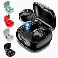 Xg12 duplo TWS sem fio Bluetooth 5.0 fone de ouvido estéreo HiFi Sound Sport Handphones Handsfree no ouvido de jogos de jogos com microfone em estoque
