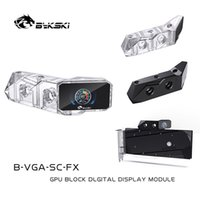 Bykski B- VGA- SC- FX Thermometer For GPU Water Block Digital T...