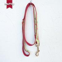 MUTTCO vente au détail style unique conception MERRY CHRISTMAS laisse de chien durable 5 tailles UDC011J