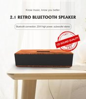 Wireless Bluetooth Speaker Portable Sound Box Soundbar TV Ba...