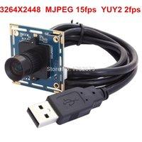 CCTV модуль USB камера 8MP доска 3264x2448 Mjpeg Sony IMX179 камеры безопасности видеоинтерфейс модуль USB