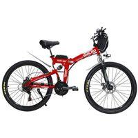 Nouvellement conçu vélo pliant électrique avec la roue 26 pouces, 500W, 48V, 13Ah, de haute qualité scooter intelligent