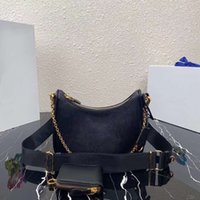 Zincir Hakiki Moda Çanta Messenger Crossbody Çanta Omuz Lady Kadınlar için Çanta Zincirleri Çanta Deri Hobo Çanta Bjpor