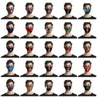 Trump Donald 2020 Election Maks Presidential Adult Kids Fashion Anti Dust Face Masks 40style Designer Mask T2i51103