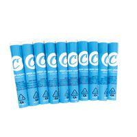 Personalizzato chiare tubo a prova di bambino biscotti runtz ragazzi giungla pre-roll tubi rotolo joint pre imballaggio