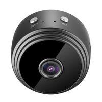 A9 1080 P WiFi Mini Kamera, Ev Güvenlik P2P Kamera Wifi, Gece Görüş Kablosuz Gözetim Kamera, Uzaktan Monitör Telefon App SQ