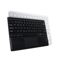 Keyboards 7/9/10 Inches Wireless Bluetooth Lightweight Keyboard With Touchpad Cellphone Tablet Portable Travel Keypad