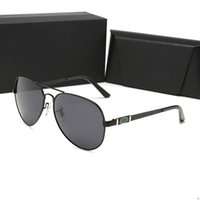 MAYBACH 하프 프레임 코팅 렌즈 마스크 남여 여성과 남성의 경우 2113 개 디자이너 선글라스는 탄소 섬유 다리 여름 고전적인 스타일 선글라스