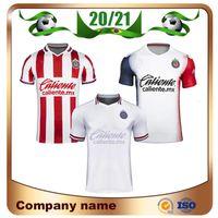 2020 Pulido Club América Liga MX Chivas Jersey 20/21 O.Pineda A.Pulido C.Fierro E.Lopez 3ª Camisa Uniforme de Futebol