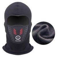 Yaz Kış Sıcak Motosiklet Windproof Yüz Motokros Tam Yüz Cs Açık sıcak Bisiklet Termal Polar Balaclava Yeni Maske maskeli Maske