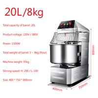 Sales of 220V fully automatic dough mixer machine, double-action two-speed flour mixer, pasta machine kneading machine, bakery dessert shop