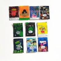 UP Synergy Wifi OG do Hot New Joke resinevil GORILA COLA saco da embalagem seco Herb Flower Packaging