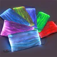 7 가지 색상 변화 빛나는 LED 얼굴 마스크 PM2.5 필터와 할로윈 빛나는 마스크 반대 방진 크리스마스 마스크 조명 hha1346