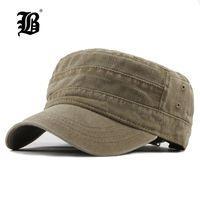 Wide Rip Hats [FLB] 2021 Klassische Vintage Flache obere Herren Wäsche Kappen und Hut Einstellbare Anpassung Dicker Kappe Winter warm für Menf314