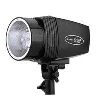 Lampeggia Badox K150A 150WS Portatile Mini Master Studio Flash Lighting PO Gallery Piccola Pografia stroboscopica 220V / 110V