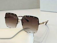 جديد 2038 Sunlgasses النظارات الشمسية الفاخرة الأزياء VLTN المرأة العلامة التجارية مصمم الرجعية نمط uv400 حماية القط العين الإطار الحرة تأتي مع القضية