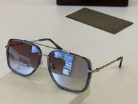 أحدث بيع الأزياء الشعبية 0750 نساء النظارات الشمسية نظارات شمسية الرجل الرجال النظارات الشمسية Gafas دي سول أعلى جودة النظارات الشمسية UV400 عدسة