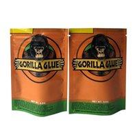 Gorilla Glue BORSA California 3.5g Borse Mylar impermeabile agli odori della confezione Odore Proof Imballaggio migliore prezzo DHL Fedex libero